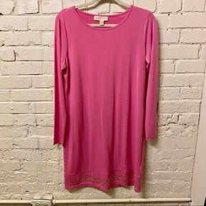 MICHAEL Michael Kors Pink Dress, size L